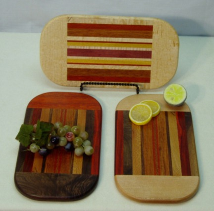 Oval Serving Board